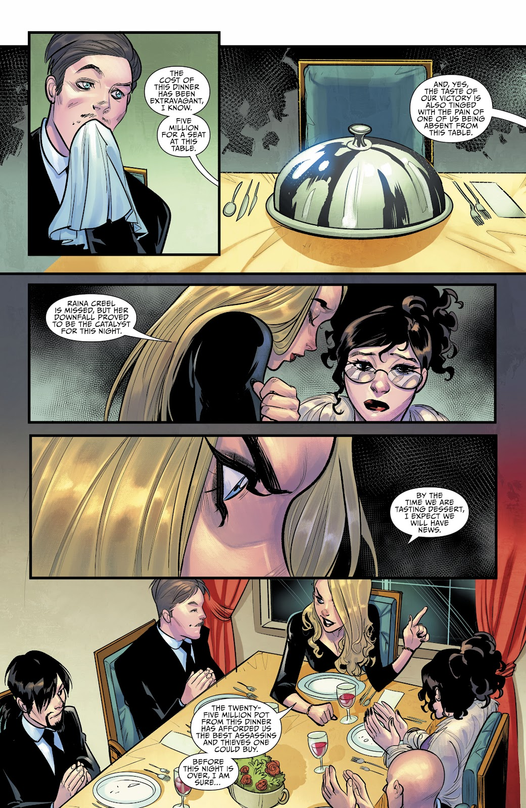 Catwoman (2018) issue 15 - Page 15
