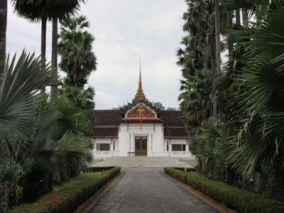 Royal Palace. Luang Prabang, Laos