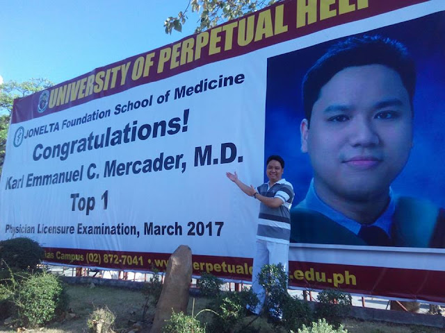PROPOSED TITLE: MUST READ: Medical Board Topnotcher Almost Quit School Before! Read His Full Story Here!