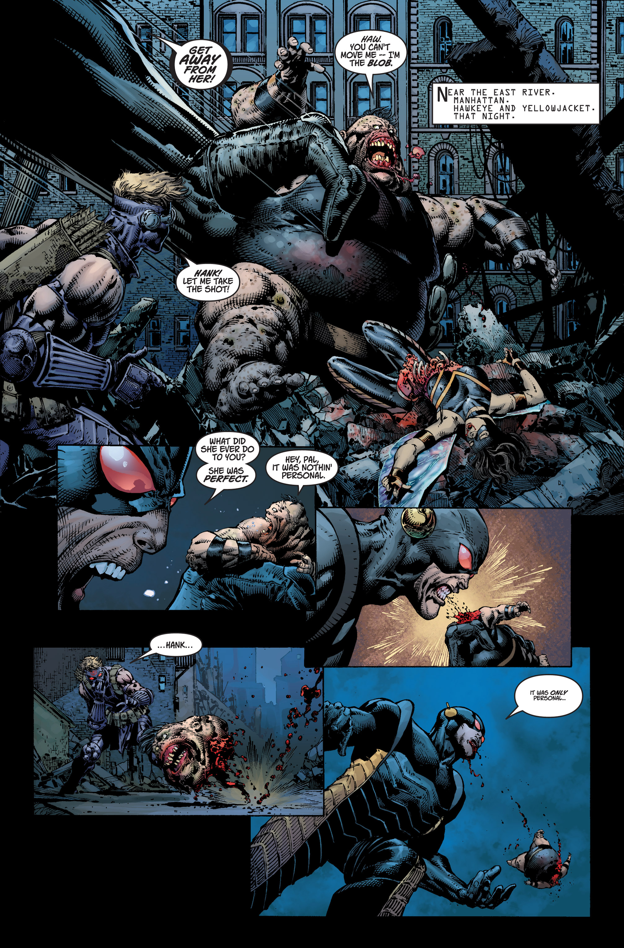 Read online Ultimatum comic -  Issue # _TPB - 56