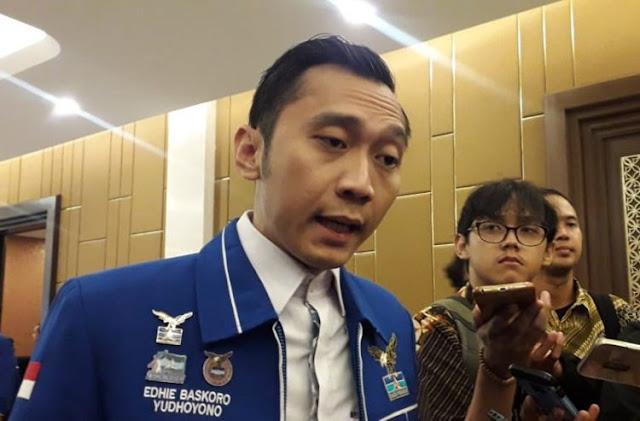 Ibas Persilakan Kader Demokrat Dukung Jokowi, Relawan: Alhamdulillah