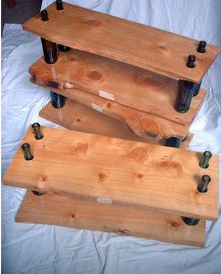 Como hacer un estante para libros barato lodijoella - Como hacer estantes de madera ...