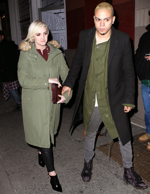 Ashlee Simpson And Evan Ross ar Having A Baby Girl