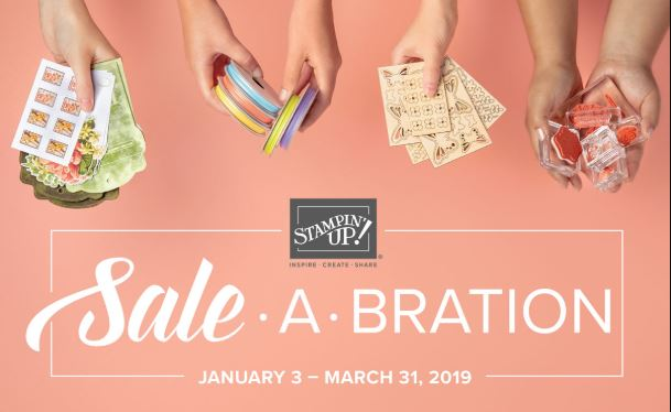 View Sale-A-Bration Items