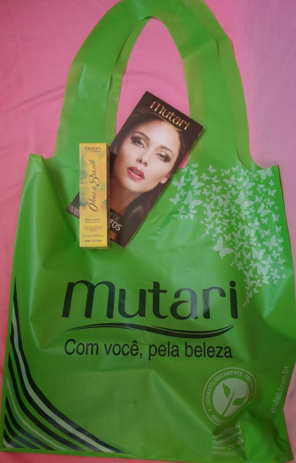Mutari, cosmeticos profissionais, estéticos, capilares, encontro blogueira s.a., #4EBSA