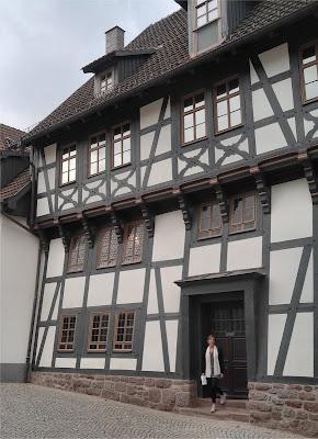 Casa de Lutero en Eisenach