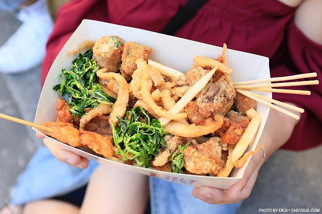 MG 9895 - 水湳鹹酥雞最好吃的竟然不是鹹酥雞?水湳市場人氣炸物好涮嘴,還有超特別的炸蚵捲!
