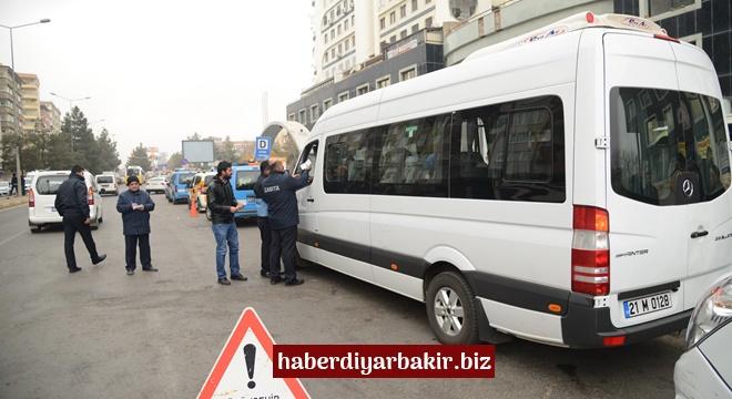 Diyarbakır Büyükşehir Belediyesi 2017 yılında 87 bin 610 denetim gerçekleştirdi