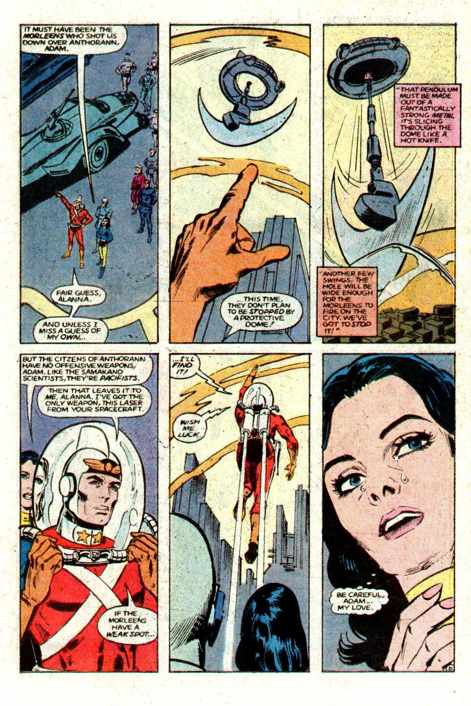 Read online Secret Origins (1986) comic -  Issue #17 - 22