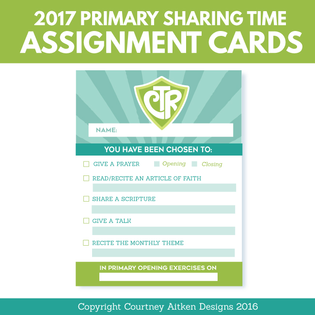All things bright and beautiful 2017 free modern primary for Idea door primary sharing time