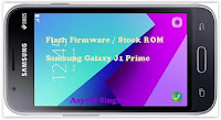 flash firmware Samsung Galaxy J1 Mini Prime