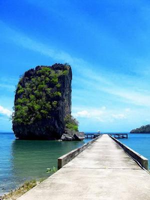 Alexandra & Co, Thaïlande, Voyage, Ko Taruato