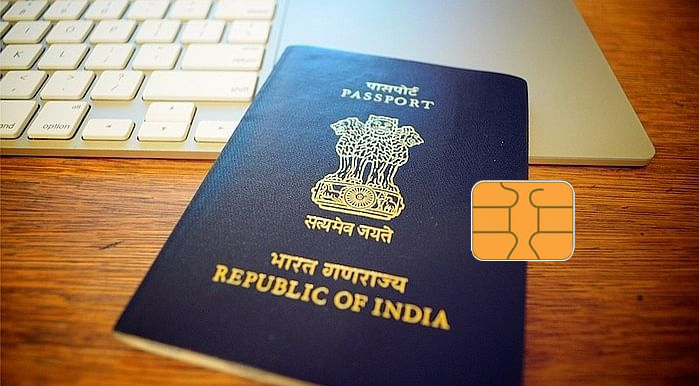 E-passports for Indian citizens, Printed booklet passports