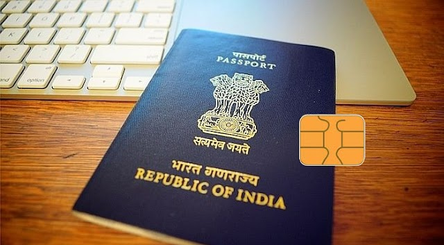 E-passports Only from 2021; for Indian citizens Printed booklet passports will no longer exist