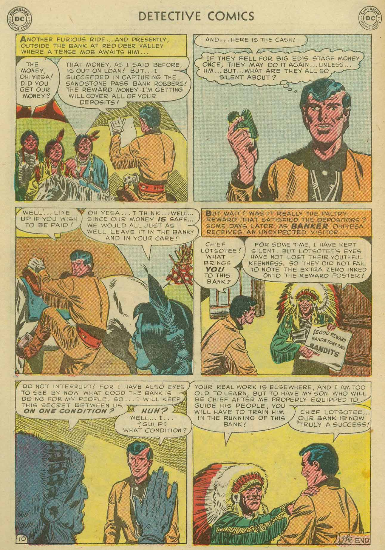 Read online Detective Comics (1937) comic -  Issue #175 - 48