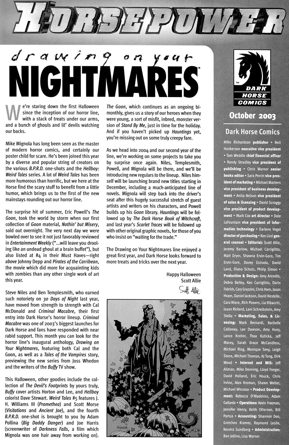Read online Hellboy: Weird Tales comic -  Issue #5 - 30