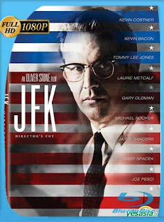 J.F.K. caso abierto (1991) HD [1080p] Latino [Mega] SilvestreHD