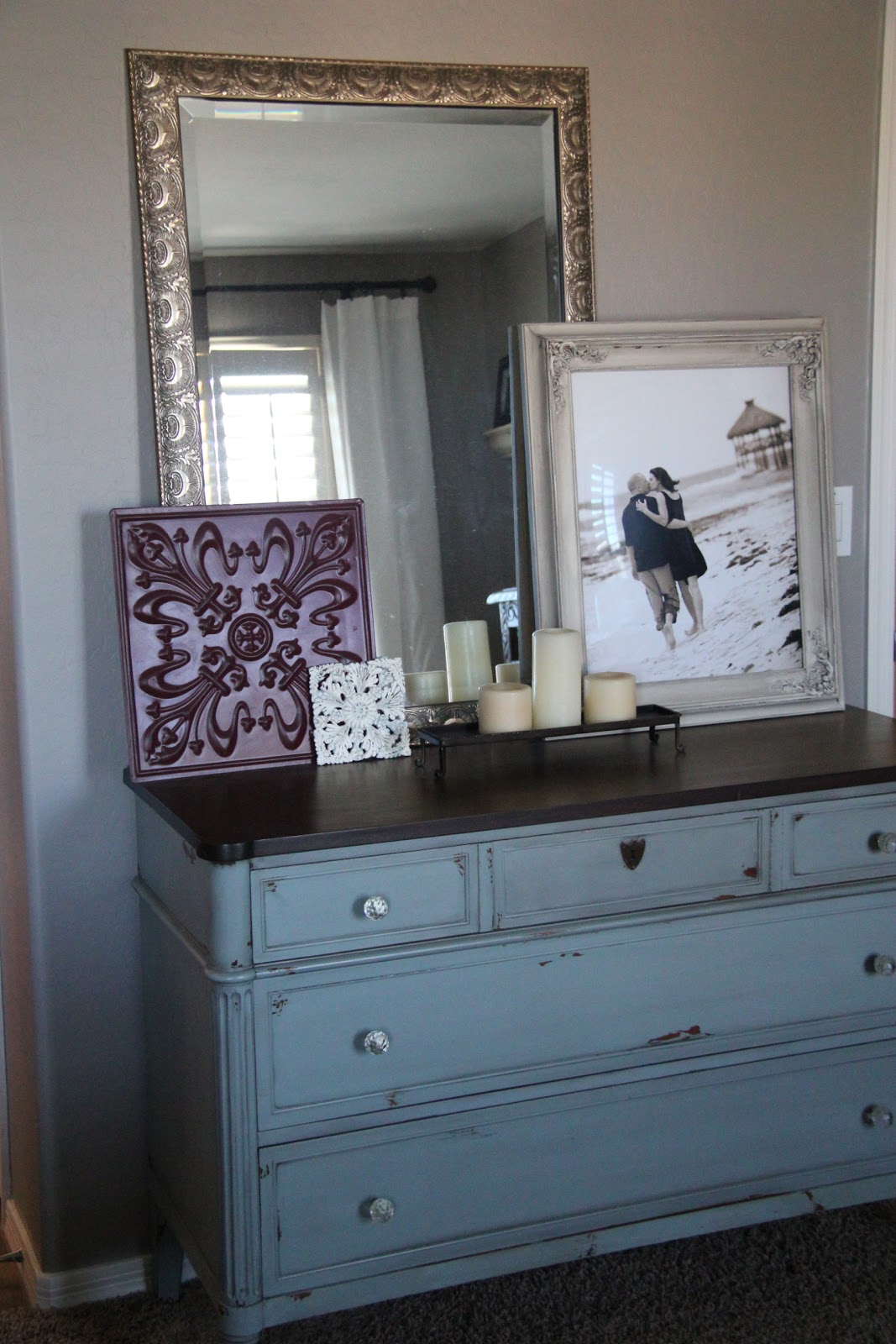 New to You: Cute Dresser for our Master Bedroom
