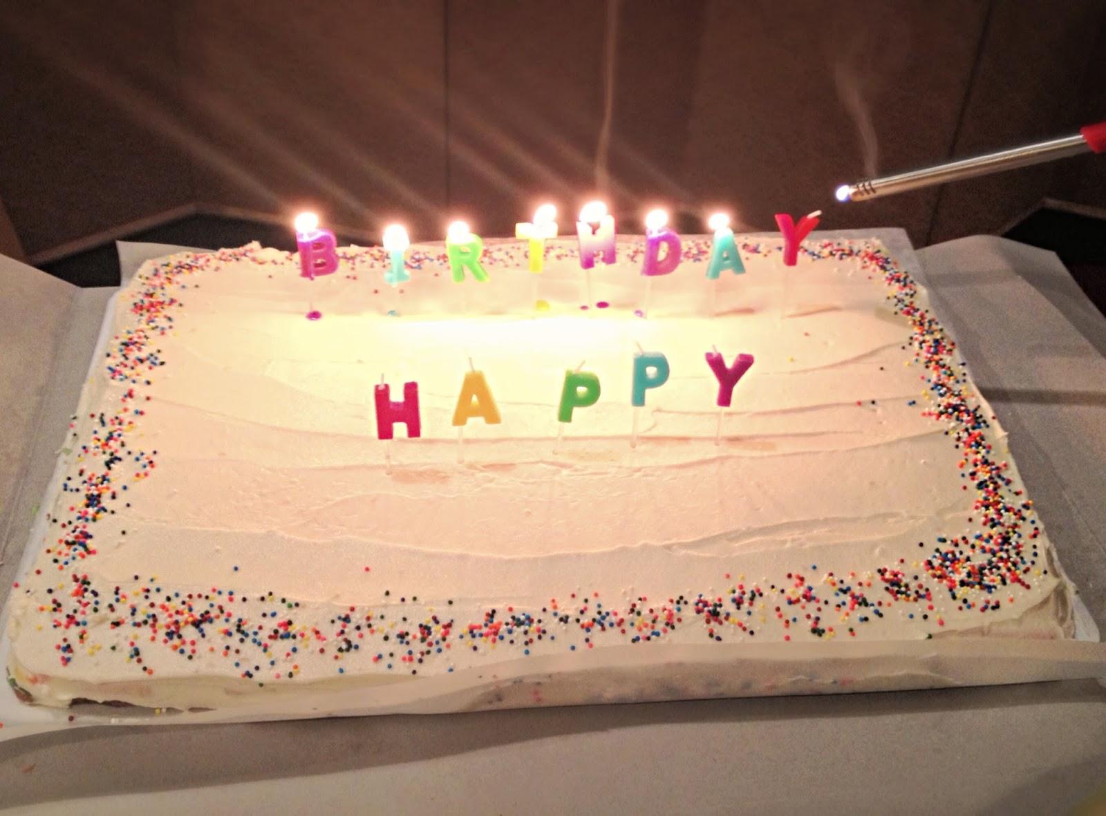 Lil Chung S Lil Adventures First Birthday Rainbow Cake