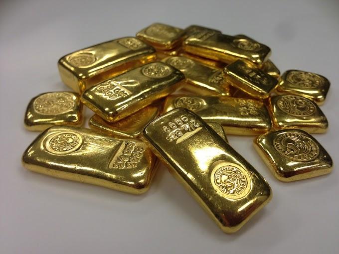 ราคาทอง ทองวันนี้ 3 เมษายน 62