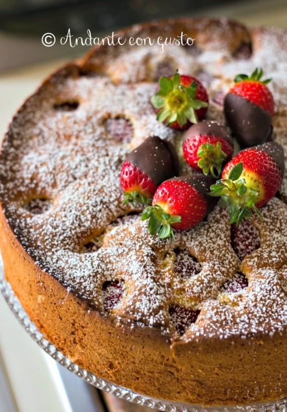 crema torta nero figa
