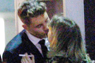 Celebrity Big Brother star Scotty T snogs mystery blonde AN HOUR after winning reality show