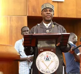 Amaechi's screening at the senate