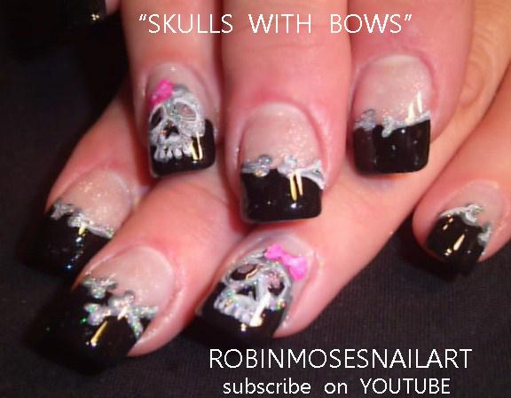 Nail Art Design September 2012