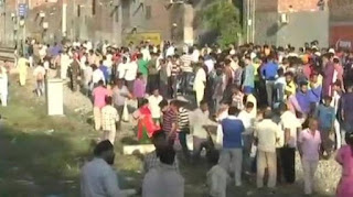 Amritsar train accident