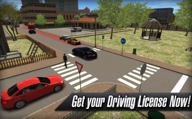 Game Driving School 2016 v.1.7.0 Apk Mod