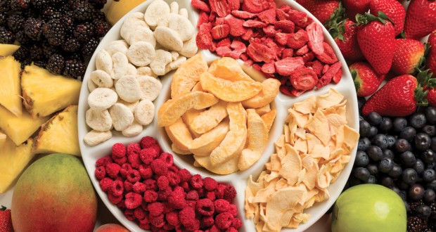 Freeze Dried and Dehydrated Foods