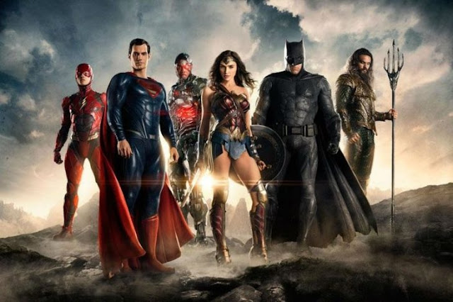 Sale a la luz el primer Tráiler de'La Liga de la Justicia'