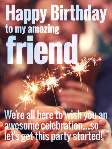 Download Hd 45 Happy Birthday Images For Best Friends Pictures