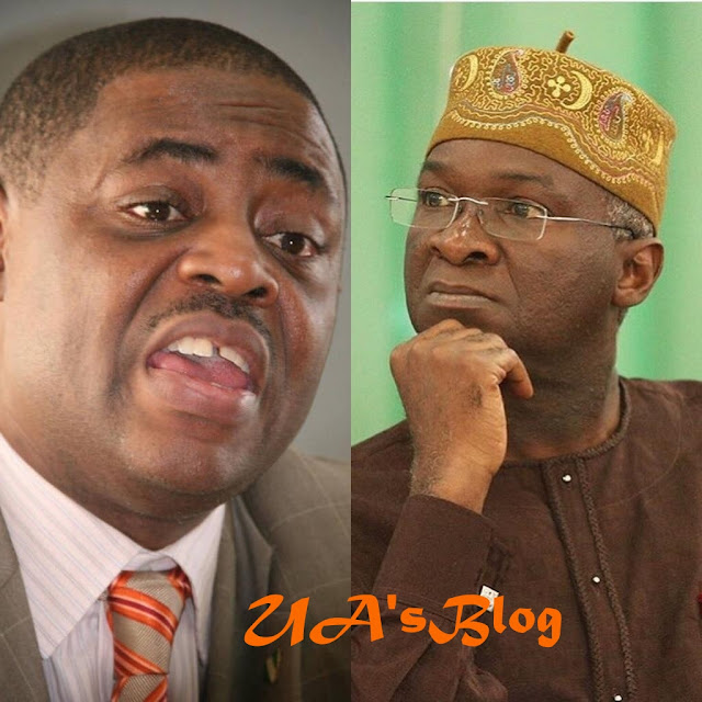 "FFK Refers To Fashola As The ""Prince Of Darkness"" Over His Recent Comment On Electricity In Nigeria"