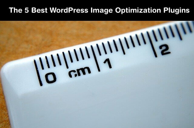 Compress your images with 5 WordPress Plugins