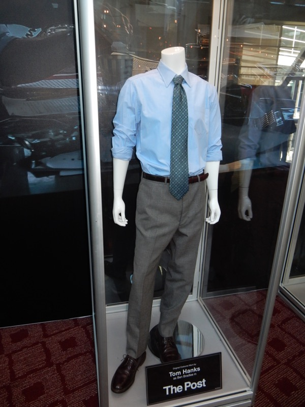 Tom Hanks The Post Ben Bradlee film costume