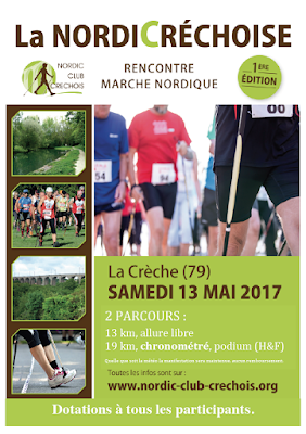 La NordiCréchoise samedi 13 Mai 2017