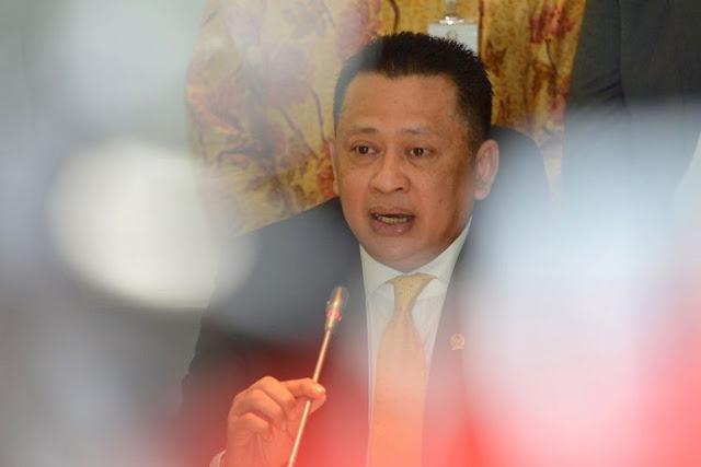 KPK Hargai Mekanisme Penetapan Bambang Soesatyo Sebagai Ketua DPR RI