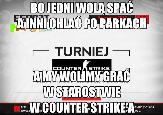 Kutno Starostwo Powiatowe turniej Counter Strike