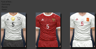New International Kitpack PES 2016/17 By mri_20