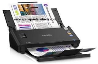 Epson WORKFORCE DS-520N Driver Download