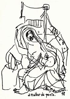 Ilustração de Gilbert Chaudanne.