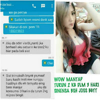 Tetimoni Sinensa Beauty Slim Herbal Whitening & Pelangsing