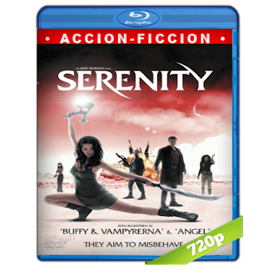 Serenity (2005) BRRip 720p Audio Trial Latino-Castellano-Ingles 5.1