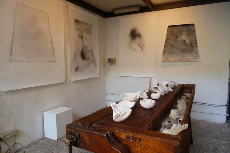 Exposição de Giulia Cantisani