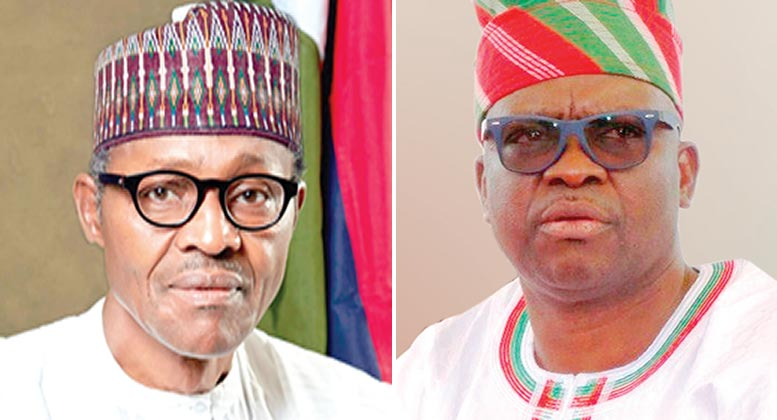 Fayose: Buhari has no atom of respect, he thinks he can command me like his appointee