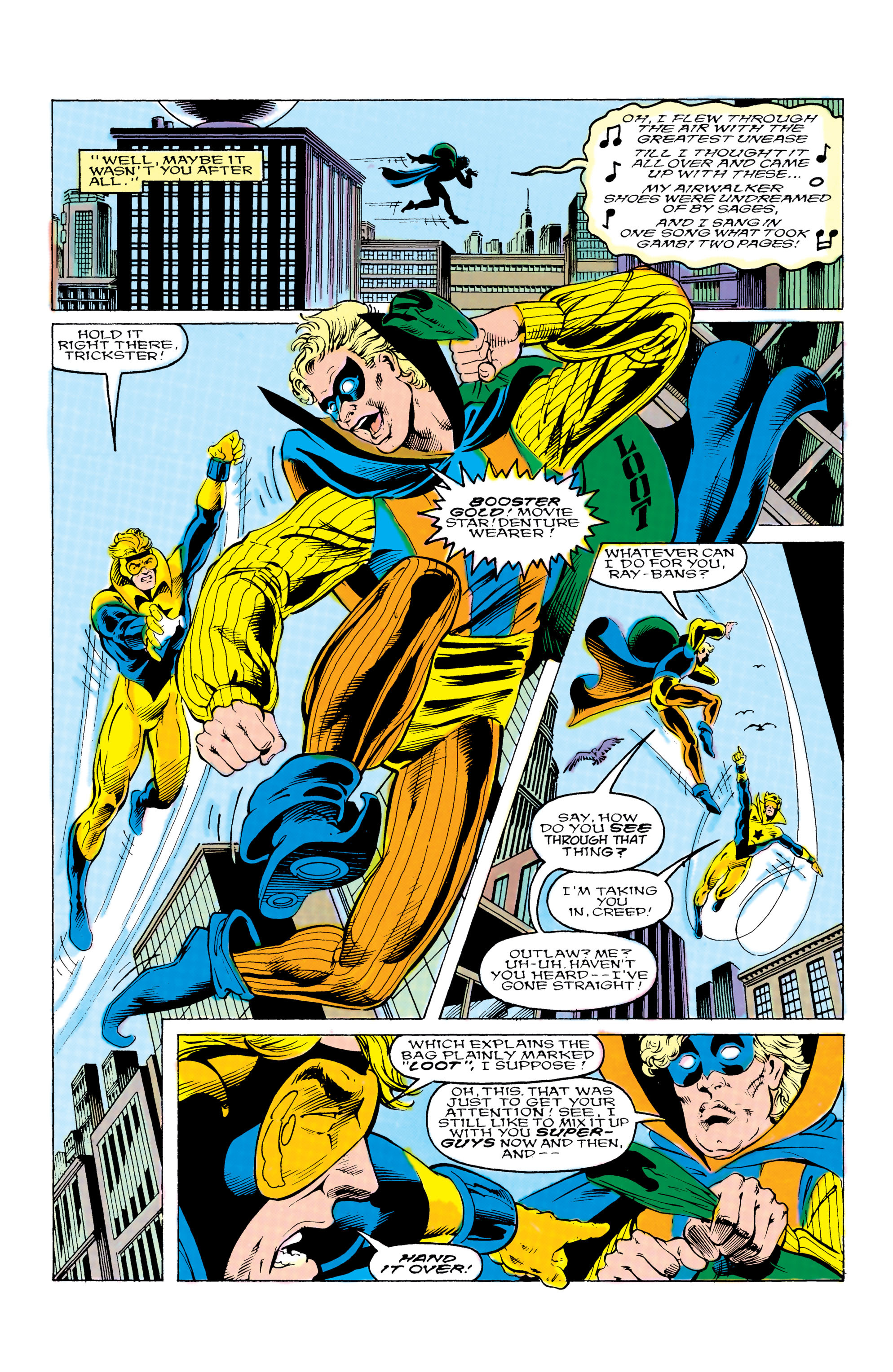 Read online Secret Origins (1986) comic -  Issue #41 - 12