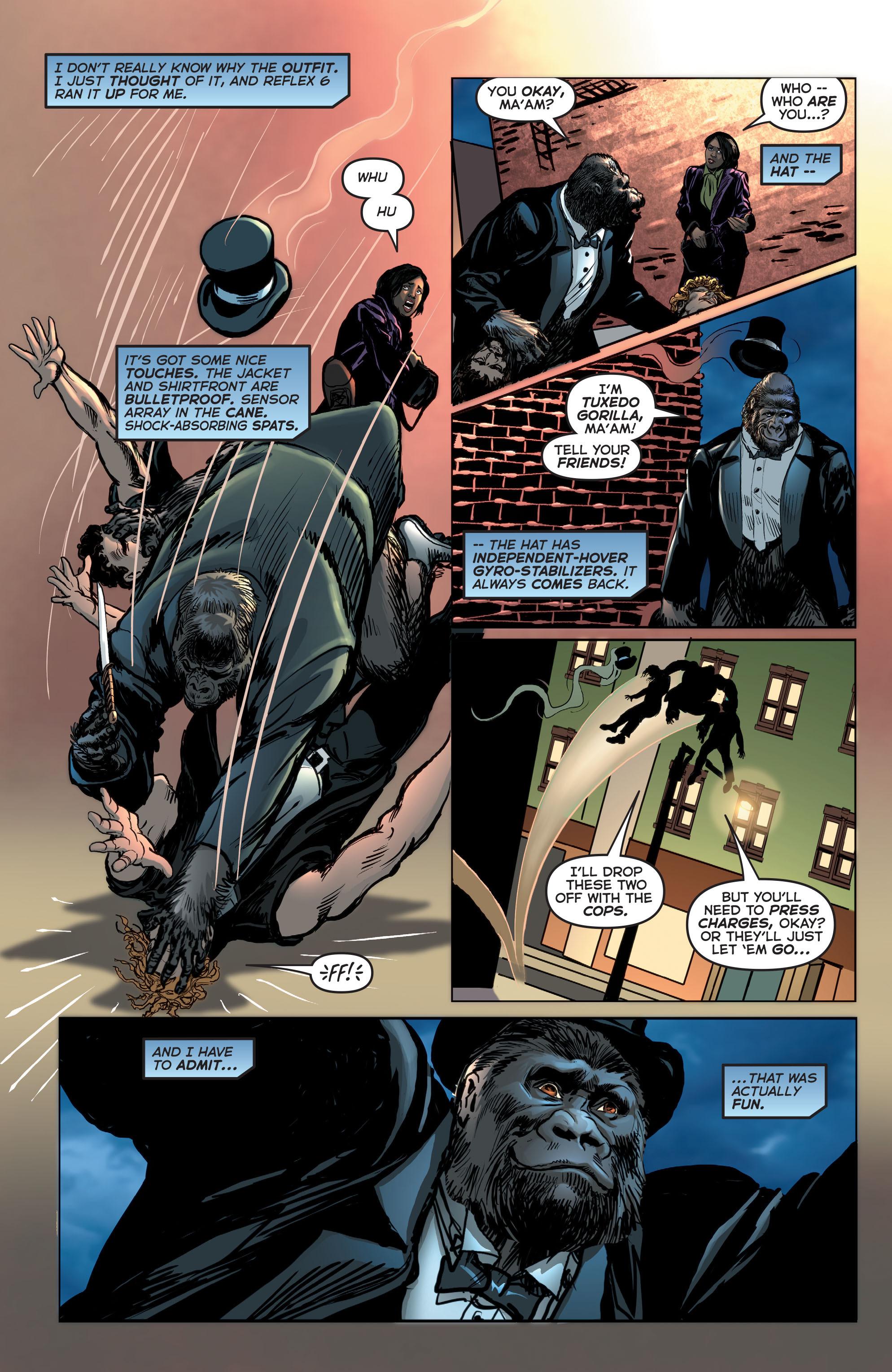 Read online Astro City comic -  Issue #24 - 20