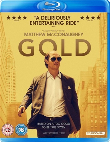Gold 2016 English 480p BRRip 350MB ESubs