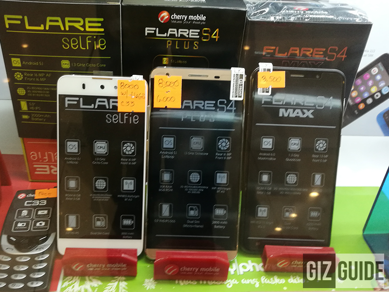 Cherry Mobile Flare S4 Plus With 3 GB RAM Spotted On Sale, Down To 5999 Pesos Only!